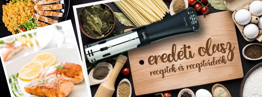 Eredeti olasz receptek